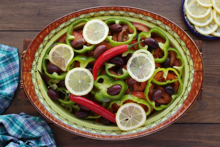 Moroccan Baked Fish Tagine with Vegetables recipe - step 7
