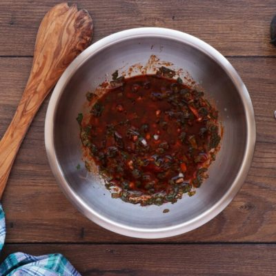 Moroccan Baked Fish Tagine with Vegetables recipe - step 1