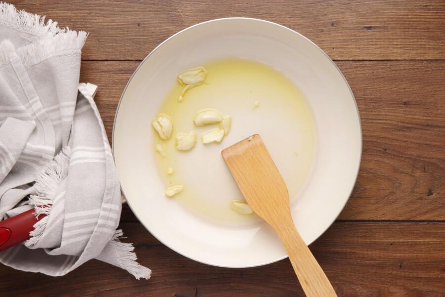 Pasta Puttanesca recipe - step 1