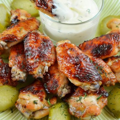 Pickleback Chicken Wings Recipe-How To Make Pickleback Chicken Wings-Delicious Pickleback Chicken Wings