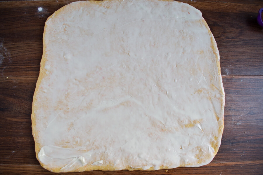 Pull-Apart Pumpkin Bread recipe - step 6