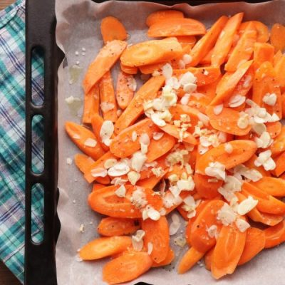 Roasted Carrot Salad recipe - step 2