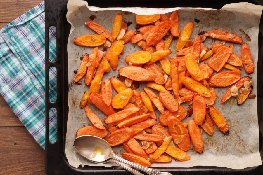 Roasted Carrot Salad recipe - step 3