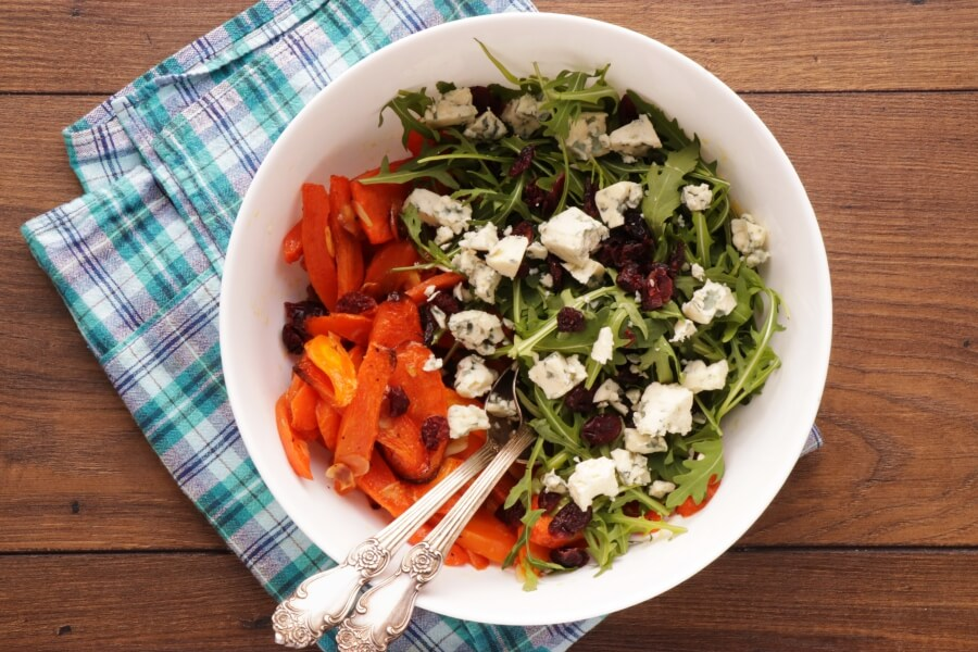Roasted Carrot Salad recipe - step 5