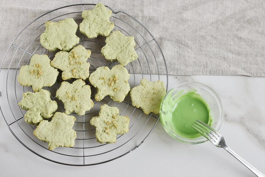 Shamrock Cookies recipe - step 10