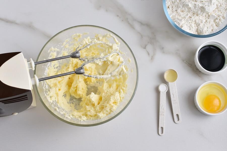 Shamrock Cookies recipe - step 1