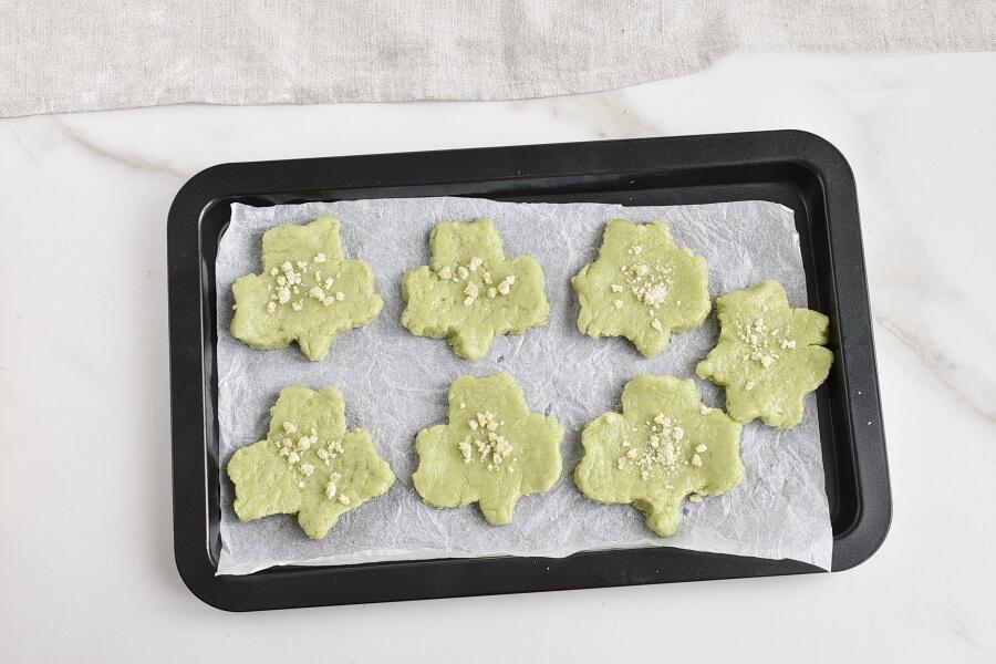 Shamrock Cookies recipe - step 7