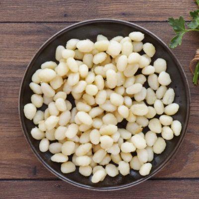 Shrimp Scampi Gnocchi recipe - step 2