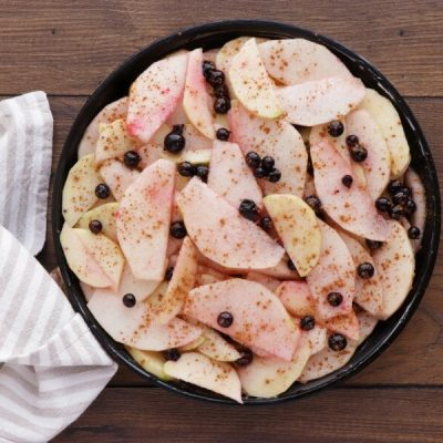 Skillet Baked Pear and Apple Crisp recipe - step 6