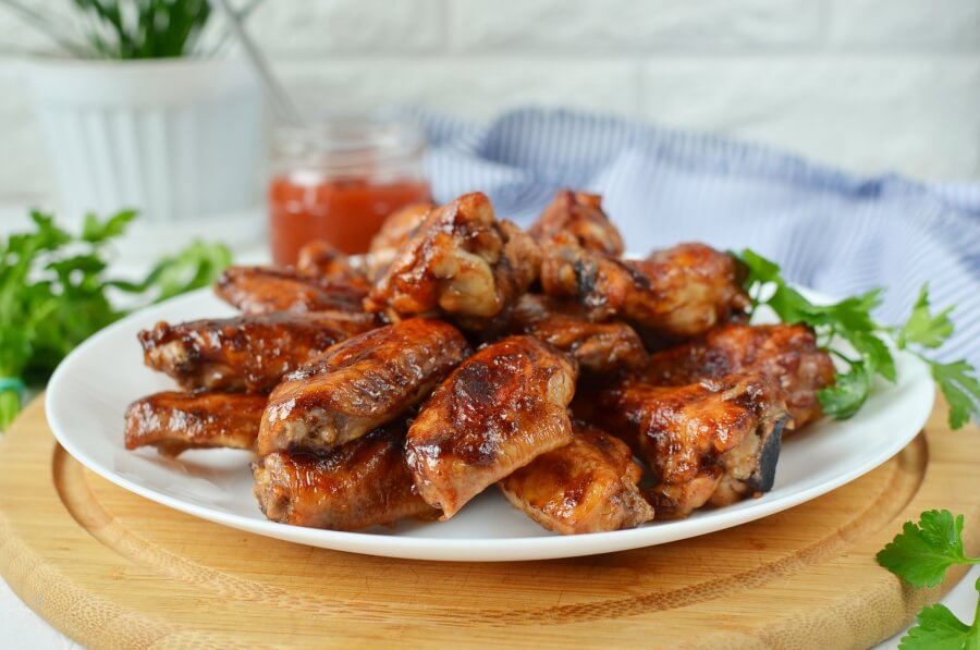 How to serve Spicy Asian Chicken Wing Marinade