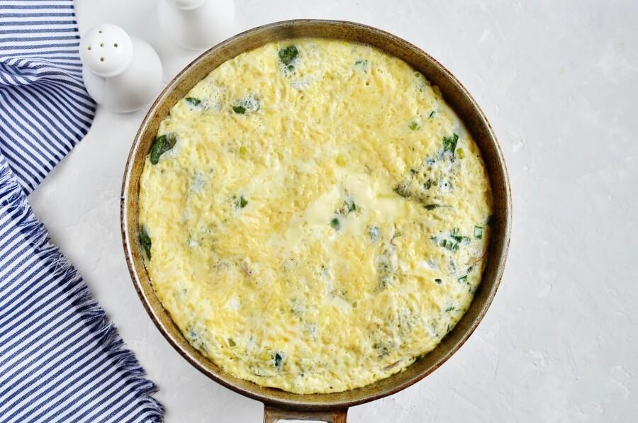 Spinach and Potato Frittata recipe - step 6