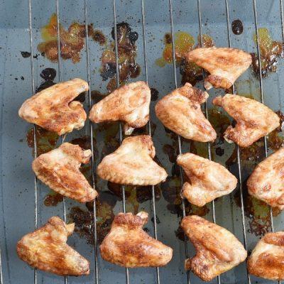 Sunkist Wings recipe - step 3