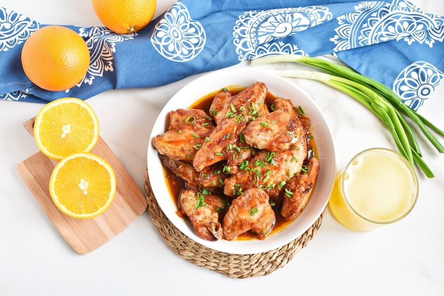 Sunkist Wings Recipes-Homemade Sunkist Wings-Delicious Sunkist Wings