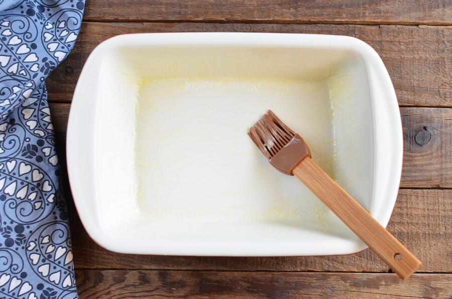 Sweet Noodle Kugel recipe - step 1