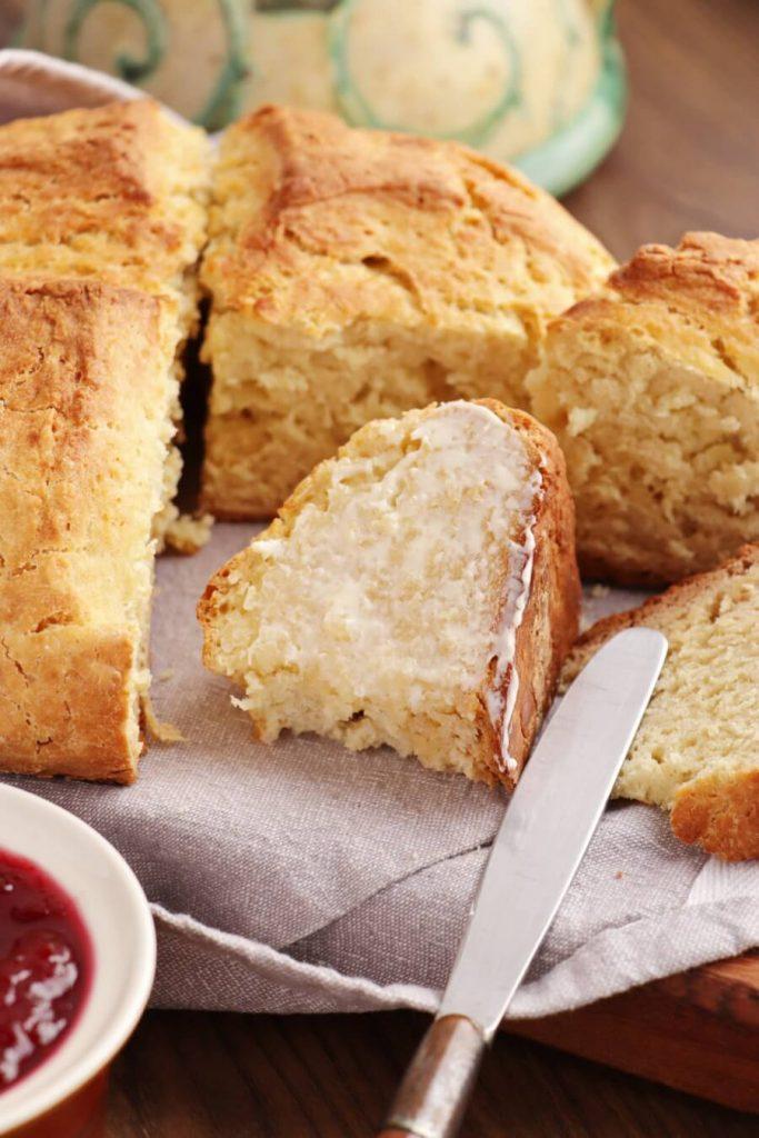 Warm and Soft, Irish Soda Bread