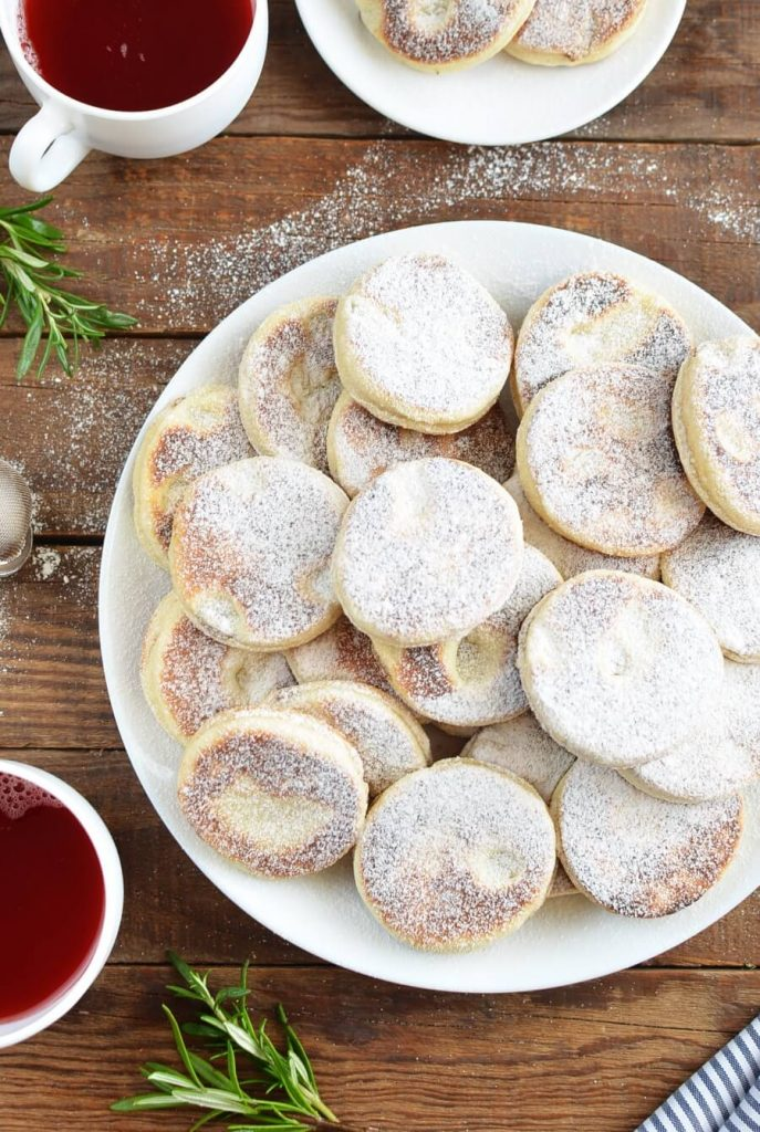 Traditional Welsh Cakes Recipe-How To Make Traditional Welsh Cakes-Delicious Traditional Welsh Cakes