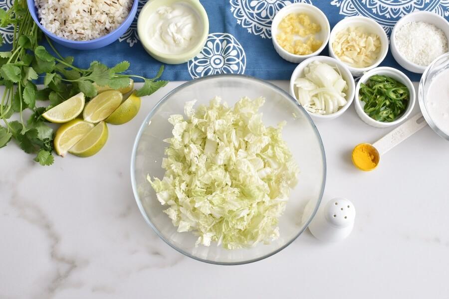 Turmeric Coconut Curry with Pork recipe - step 1
