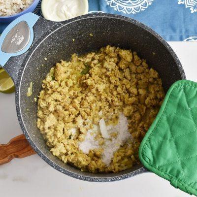 Turmeric Coconut Curry with Pork recipe - step 5