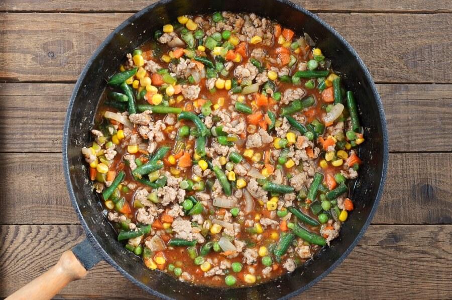 Weeknight Beef Skillet recipe - step 4