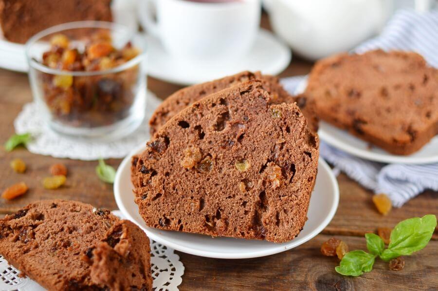 How to serve Welsh Tea Loaf