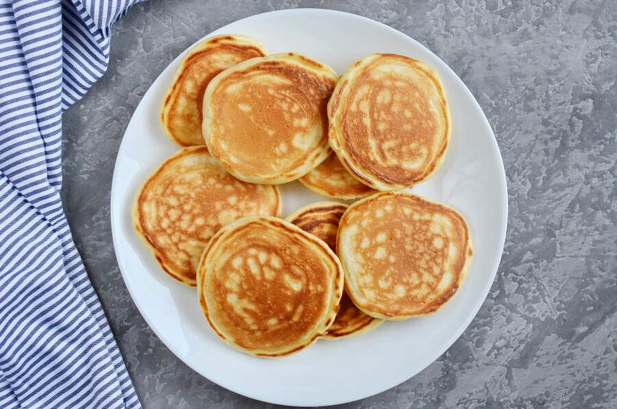 How to serve Yummy Pikelets
