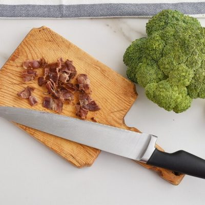 Broccoli Salad with Bacon recipe - step 1