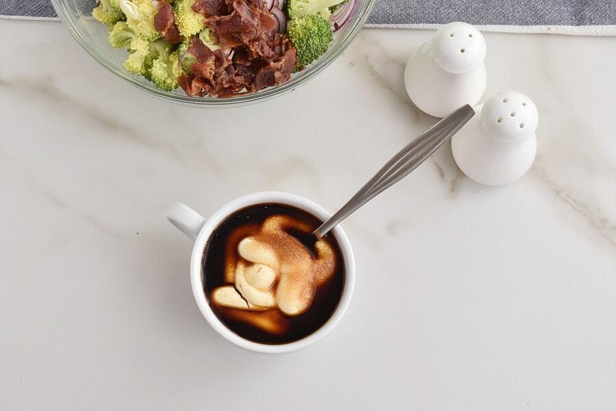 Broccoli Salad with Bacon recipe - step 4