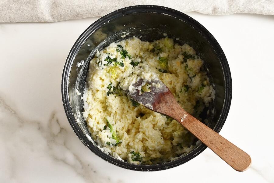 Broccoli and Rice Casserole recipe - step 2