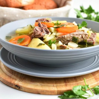 Cawl (Traditional Welsh Broth) Recipes-Homemade Cawl (Traditional Welsh Broth)-Delicious Cawl (Traditional Welsh Broth)