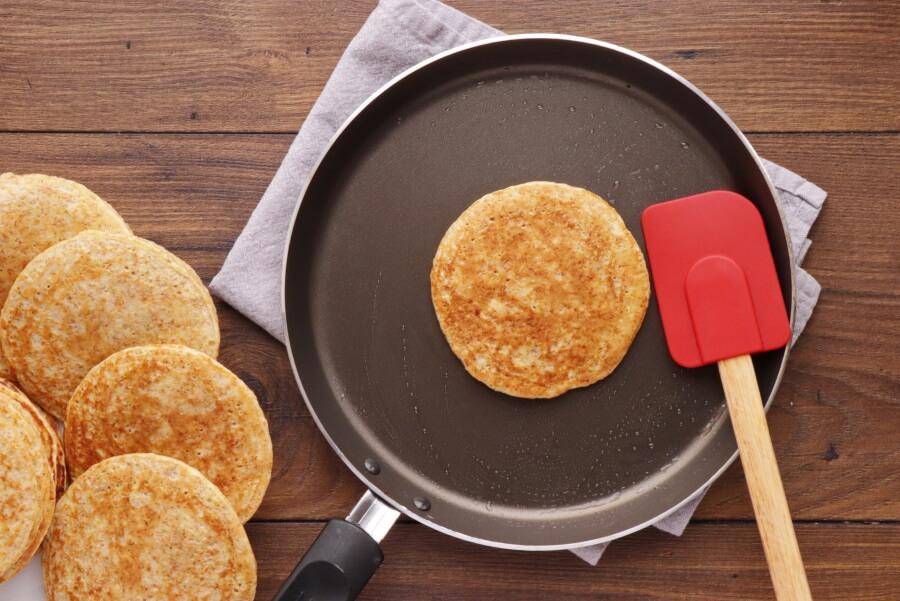 Coconut Quinoa Pancakes recipe - step 6