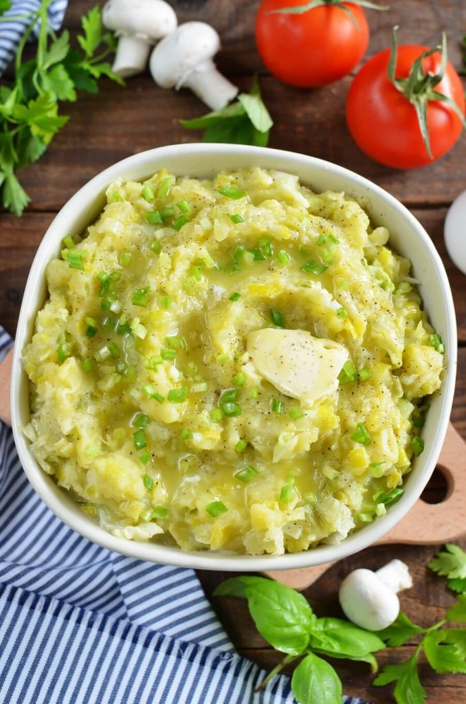 More than Potato Mash