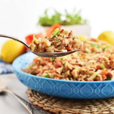 Easy & Healthy Vegetable Fried Rice Recipes-Homemade Easy & Healthy Vegetable Fried Rice-Delicious Easy & Healthy Vegetable Fried Rice