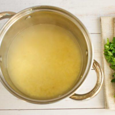 Gluten Free Millet Tabbouleh Salad recipe - step 1