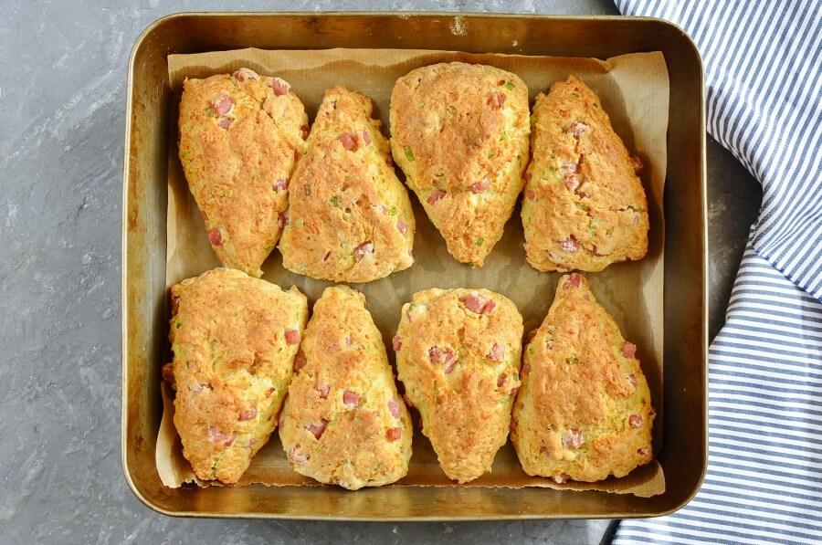 Ham and Cheese Scones recipe - step 8