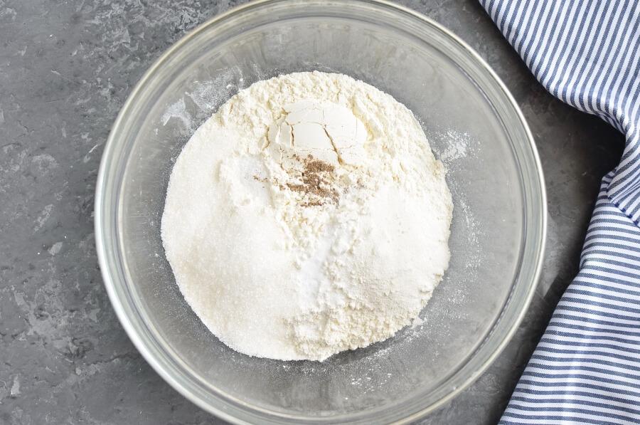 Ham and Cheese Scones recipe - step 2
