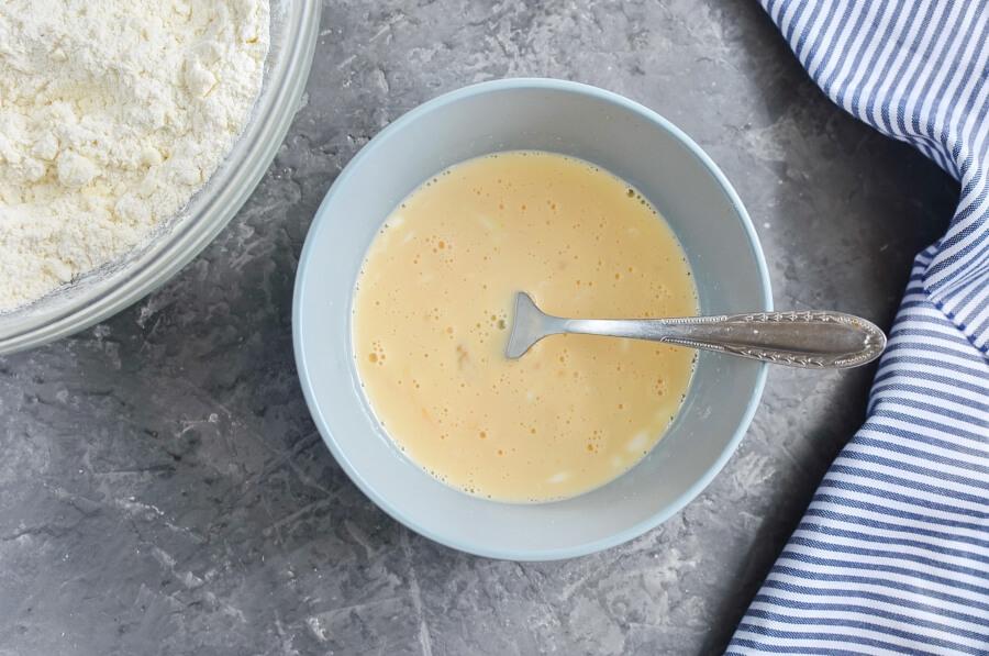 Ham and Cheese Scones recipe - step 4