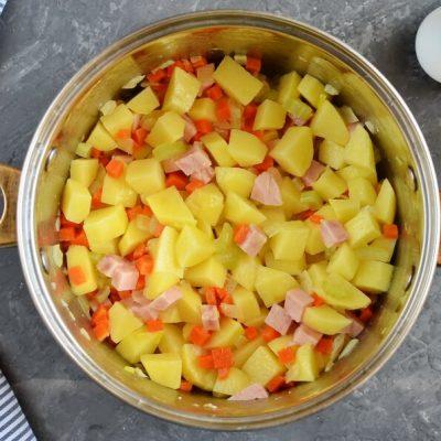 Ham and Potato Soup recipe - step 3