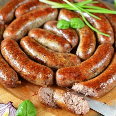Homemade Sausage Recipe-How To Make Homemade Sausage-Delicious Homemade Sausage