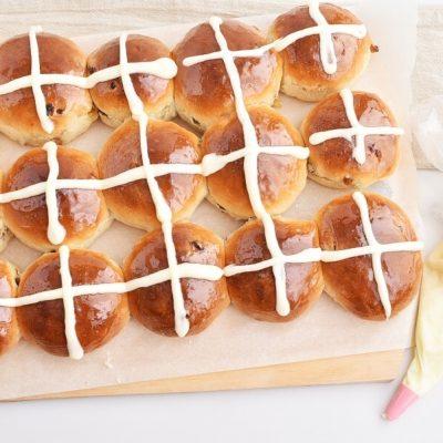 Hot Cross Buns recipe - step 12