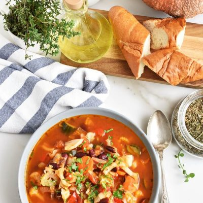 Instant Pot Vegetable Soup Recipes-Homemade Instant Pot Vegetable Soup-Easy Instant Pot Vegetable Soup