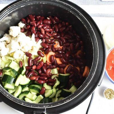 Instant Pot Vegetable Soup recipe - step 3