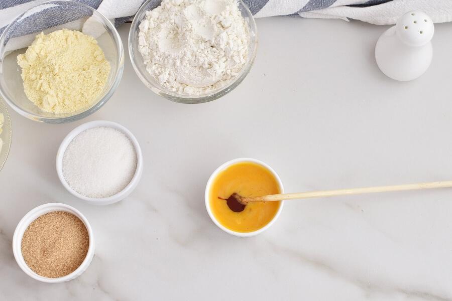Italian Almond Tart recipe - step 4
