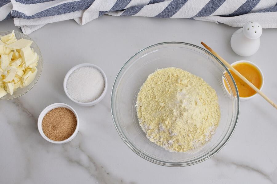 Italian Almond Tart recipe - step 5