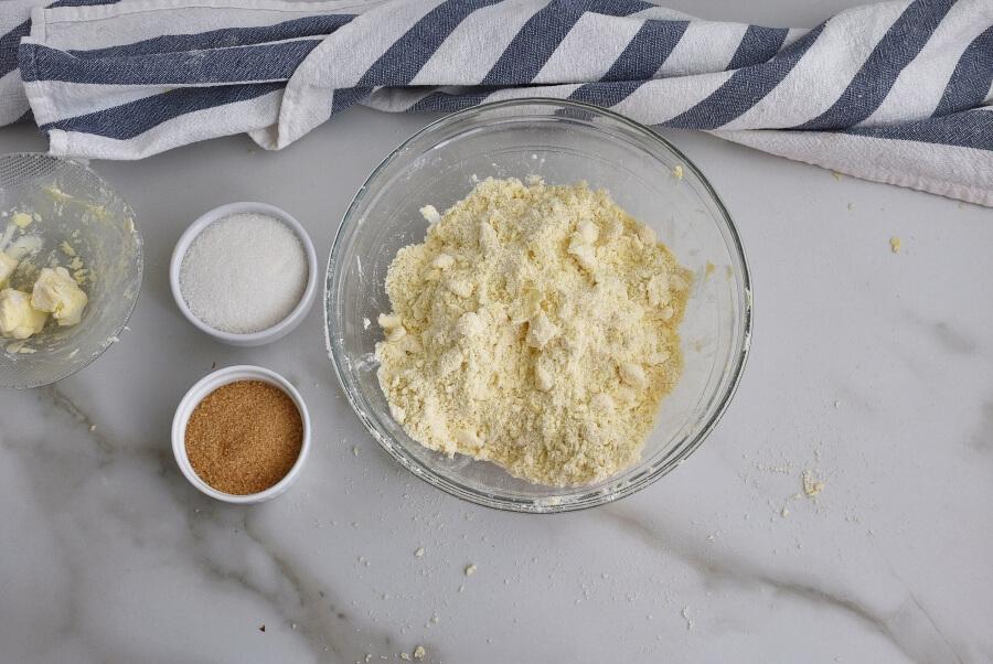 Italian Almond Tart recipe - step 6