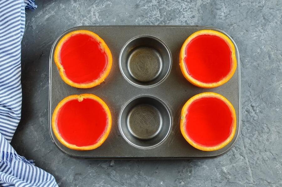 Jello Oranges recipe - step 5