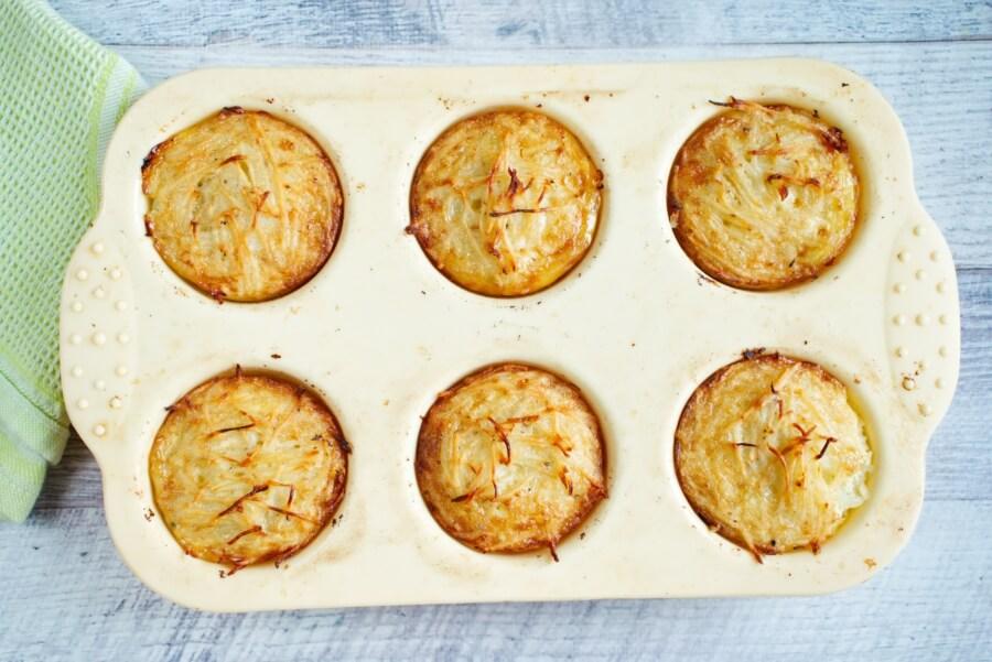 Mini Potato Kugels recipe - step 4