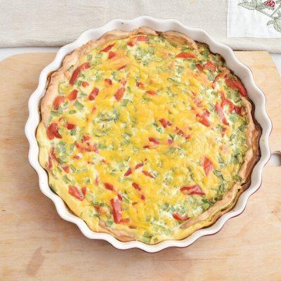 Pimiento Cheese Make-Ahead Quiche recipe - step 9