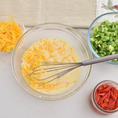 Pimiento Cheese Make-Ahead Quiche recipe - step 8