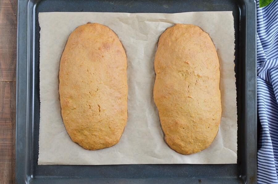 Pumpkin Biscotti recipe - step 7