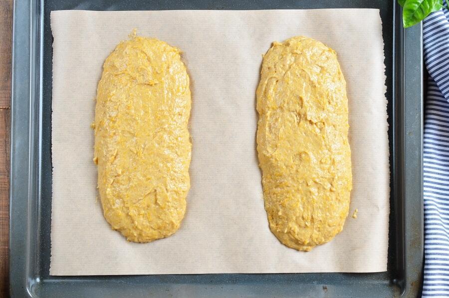 Pumpkin Biscotti recipe - step 6